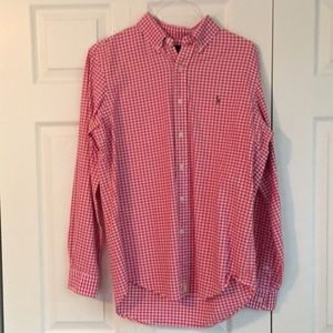 Polo Ralph Lauren Checkered Oxford Button Down